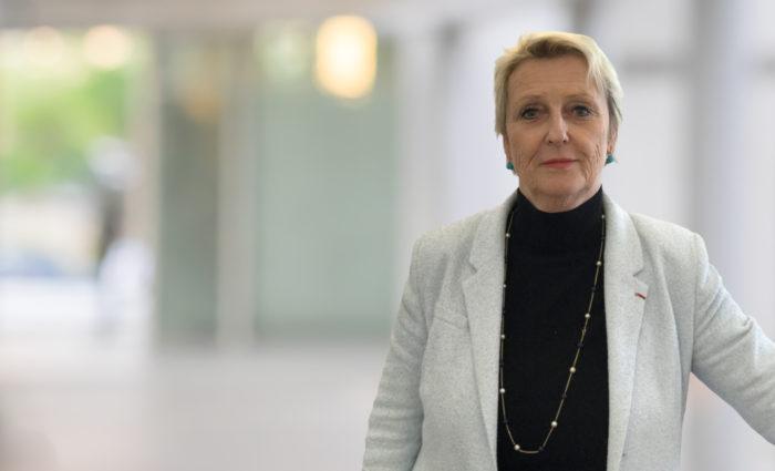 Béatrice Créneau-Jabaud, présidente de Pro'Action Retraite